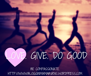 give. love. do good